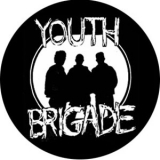 Youth Brigade Button