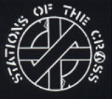 Crass - Stations of the crass Aufnäher