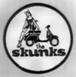 Skunks, The Aufnäher