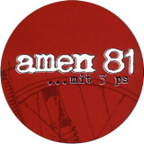 Amen 81 - ...mit 3ps Button