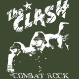 Clash, The - Combat rock Stoffbeutel