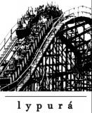 Lypurá - Logo grau Stoffbeutel
