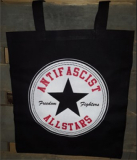 Antifascist Allstars Stoffbeutel
