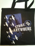 Strike Anywhere Stoffbeutel