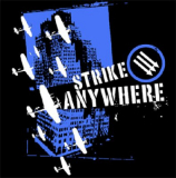 Strike Anywhere Stoffbeutel