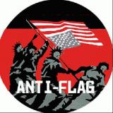 Anti-Flag - Flagge Button