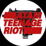 Atari Teenage Riot - Logo Button