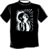 Eric Drooker - Screaming infant T-Shirt