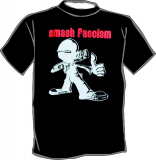 Smash fascism T-Shirt