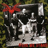 Cock Sparrer - Here we stand CD