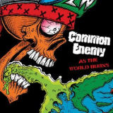 Common Enemy - As the world burns CD