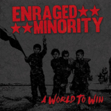 Enraged Minority - A world to win CD