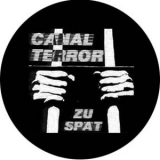 Canalterror - Logo Button